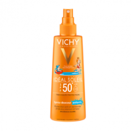 Vichy Ideal Soleil Children Soft Spray Παιδικό αντιηλιακό SPF50 200ml