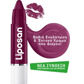 Liposan Crayons Black Cherry 3g