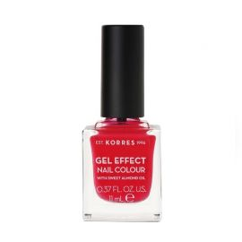 Korres Gel Effect Nail Colour 19 Watermelon 11 ml