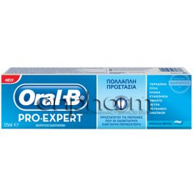Oral-B Οδοντόκρεμα Pro-Expert Professional Protection 125ml
