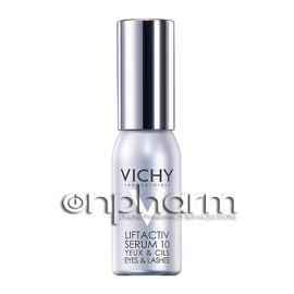 Vichy Liftactiv Serum 10 Eyes & Lashes 15ml