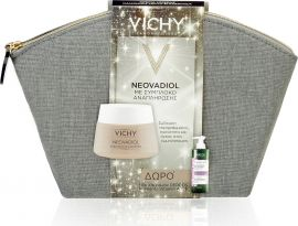 Vichy Promo Neovadiol Compensating Complex Κανονικές Μικτές 50ml & Δώρο Dercos Nutrients Vitamin A.C.E Σαμπουάν Λάμψης 100ml