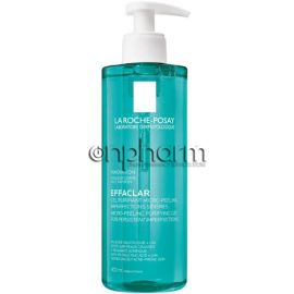 La Roche Posay Effaclar Μιcro-Peeling Purifying Gel 400ml