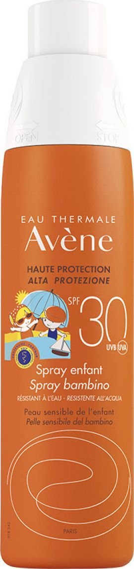 Avene Spray Enfant SPF30 200ml