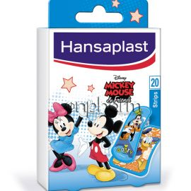 Hansaplast Junior Mickey & Friends 20Τεμάχια