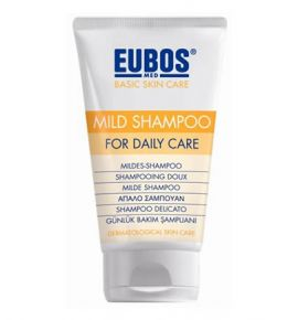 Eubos Mild Daily Shampoo For Daily Care Απαλό Καθημερινό Σαμπουάν 150ml