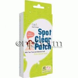 Cettua Spot Clear Patch 48 patches