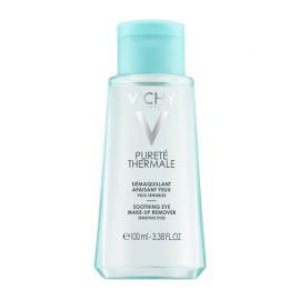 Vichy Purete Thermale Soothing Eye Make-Up Remover  Ντεμακιγιαζ Ματιών 100ml