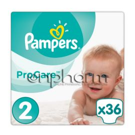 Pampers Procare Premium Protection No2 (3-6kg) 36Τεμάχια