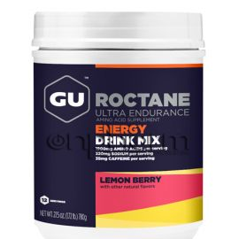 GU Roctane Drink Mix 780g-Γεύση Lemon Berry