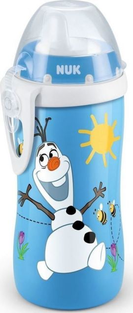 Nuk Παγουράκι Kiddy Cup Frozen Olaf 12m+ 300ml