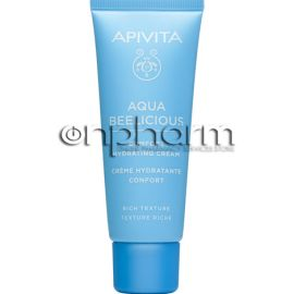 Apivita Aqua Beelicious Rich Cream 40ml
