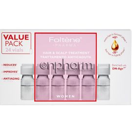 Foltene Hair and Scalp Treatment for Women 24Αμπούλες