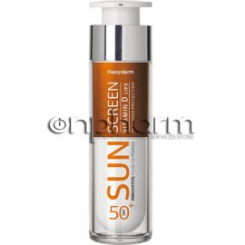Frezyderm Sun Screen Vit D Like Fluid SPF50+  50ml