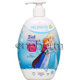 Helenvita Kids 2in1 Shampoo & Shower Gel 500ml Frozen