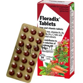 Power Health Floradix Tablets 84Ταμπλέτες