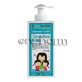 Frezyderm Sensitive Kids Shower Bath 200 ml