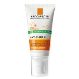 La Roche Posay Anthelios XL Dry Touch Gel Cream Spf50+ Αντηλιακό Προσώπου με υφή Dry Touch  50ml