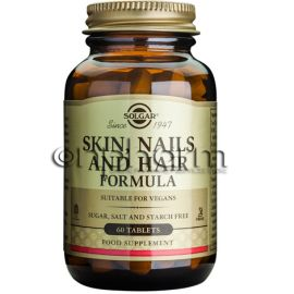 Solgar Skin, Nails & Hair Formula 60tabs