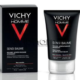 Vichy Homme Sensi Baume CA After Shave Balsam 75ml