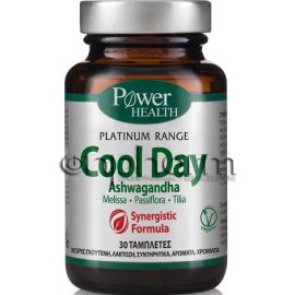 Power Health Platinum Cool Day 30Ταμπλέτες