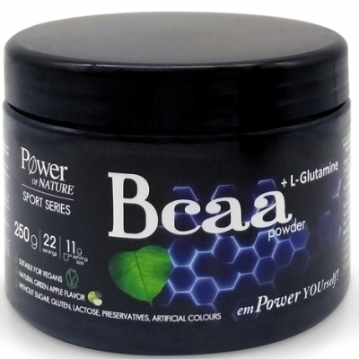 Power Health Sports Series BCAA+ L-Glutamine 250g