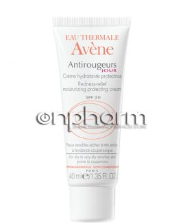Avene Antirougeurs Jour Creme Riche SPF20 40ml