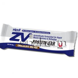 ZipVit Zv9 Protein Recovery Bar 55g-Γεύση Σοκολάτα/Πορτοκάλι