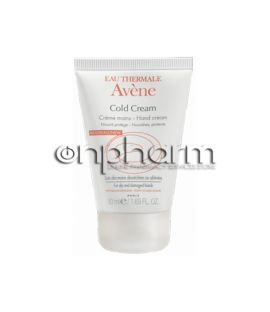 Avene Cold Cream Creme Mains Concentree 50ml