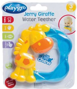 Playgrow Jerry Giraffe Water Teether 3m+ 1τμχ