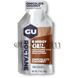 GU Roctane Energy Gel 32g-Γεύση Chocolate Coconut