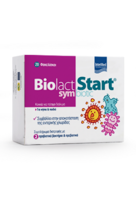 Intermed Biolact Start Symbiotic 20Φακελίσκοι