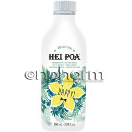 Hei Poa Pure Tahiti Monoi Oil With Tiara Happy 100ml