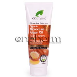 Dr.Organic Moroccan Argan Oil Skin Lotion 200ml