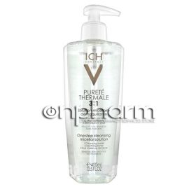 Vichy Purete Thermale Lotion Micellaire 3in1 400ml