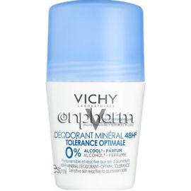 Vichy Deodorant Mineral 0% Alcohol 50ml