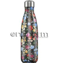 Chilly's Ανοξείδωτο Θερμός Floral Roses 500ml