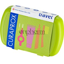 Curaprox Travel Set Πράσινο