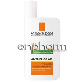 La Roche Posay Anthelios Fluid AC SPF30 50ml