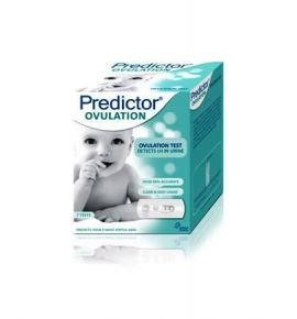 Predictor Ovulation test Ωορρηξίαςx 7test