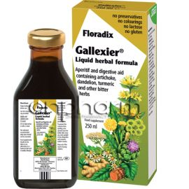 Power Health Floradix Gallexier Σιρόπι 250ml