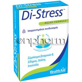 Health Aid Di-Stress 30Ταμπλέτες