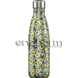 Chilly's Floral Sunflower 500ml Special Edition