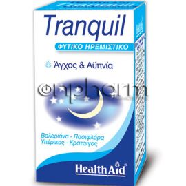 Health Aid Tranquil 30Κάψουλες