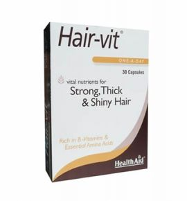 Health Aid HairVit™ 30 caps