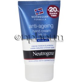 Neutrogena Hand Cream Antiaging SPF25 50ml