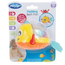 Playgro Paddling Bath Fish Ψαράκι Μπάνιου 12m+