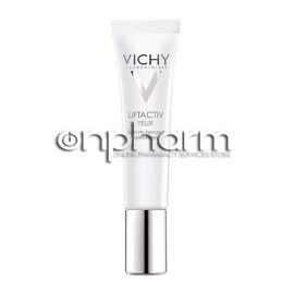 Vichy Liftactiv Eye Supreme Κρέμα Ματιών 15ml