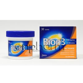 Bion3 Activate,30 tabs
