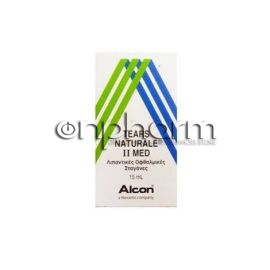 Alcon Tears Naturale II Med 15ml